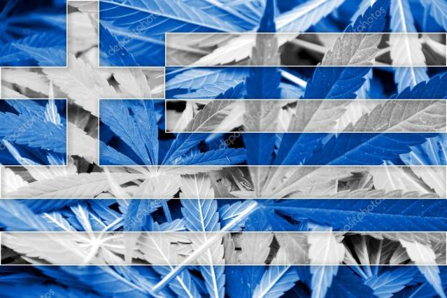depositphotos_66465753-stock-photo-greece-flag-on-cannabis-background