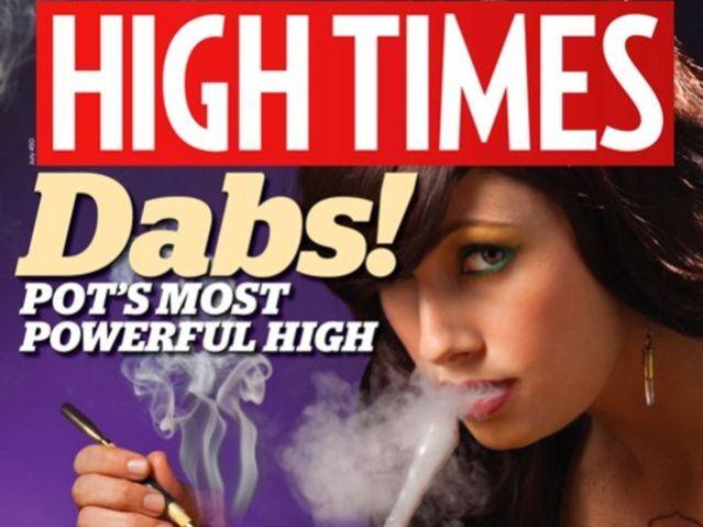 Dabs(大麻浓缩物)
