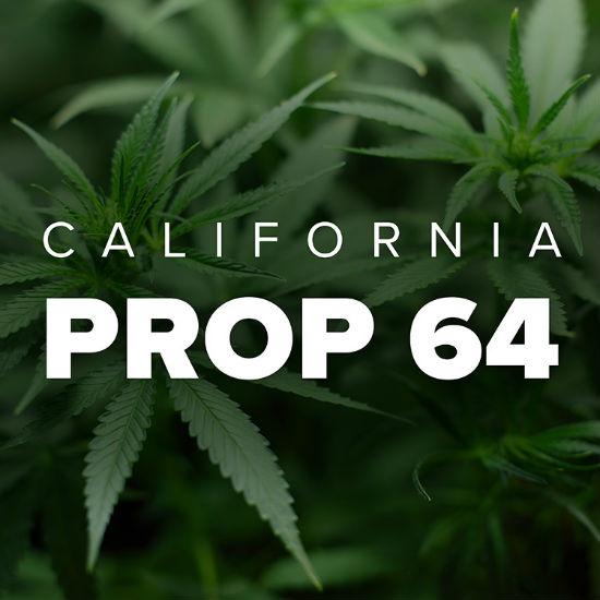 """64号提案,该提案又被称为""""大麻成人使用法案(AUMA)"""
